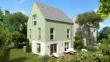 Neues Einfamilienhaus in Rannersdorf, kurz vor Übergabe, mit herrlichem Ausblick
