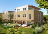 Neues großes Doppelhaus in Brunn/Gebirge, außergewöhnlicher Grundriss, mit ebenem Grund und Dachterrasse
