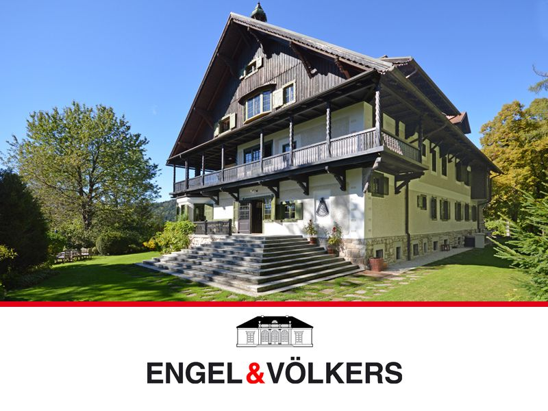 Imposantes Anwesen in Mariazell