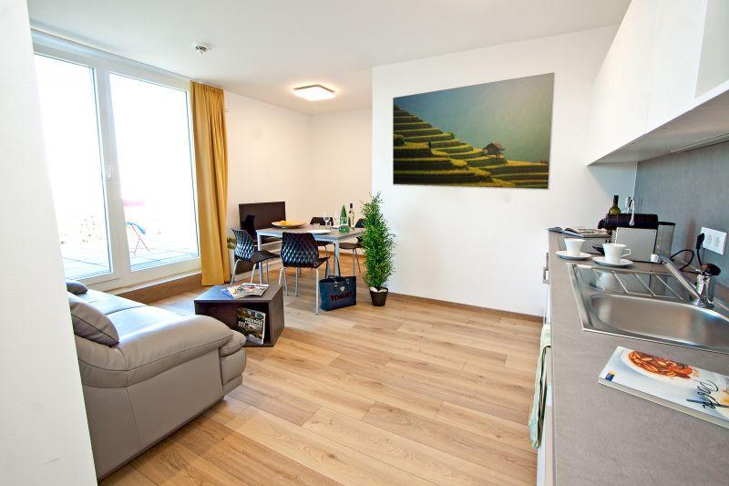 Vollmöblierte Apartments mit all-in Miete (Größe S) /  / 1220Wien / Bild 2