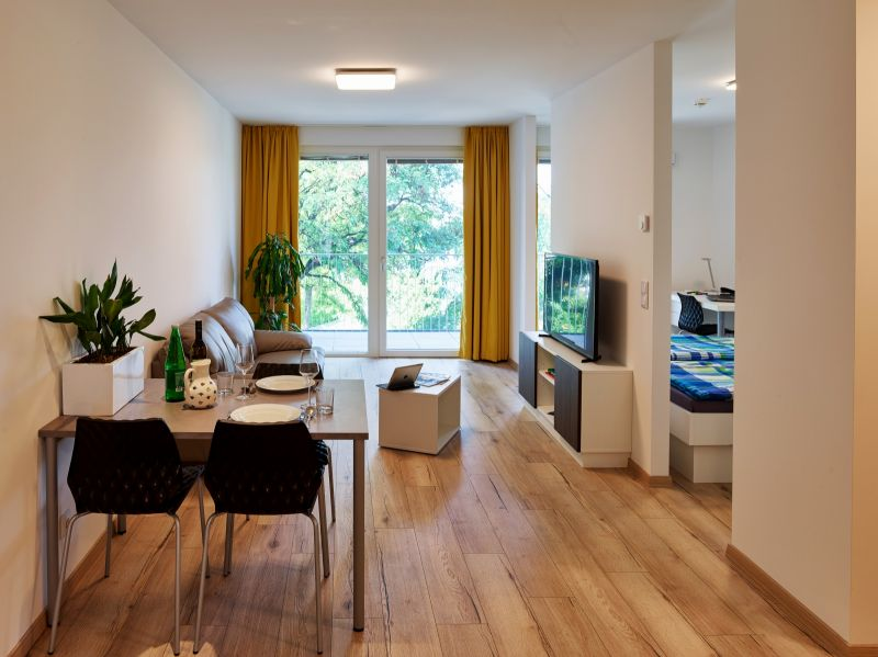 Vollmöbliertes Apartment mit All-in Miete (Größe M) /  / 1220Wien / Donaustadt / Bild 3