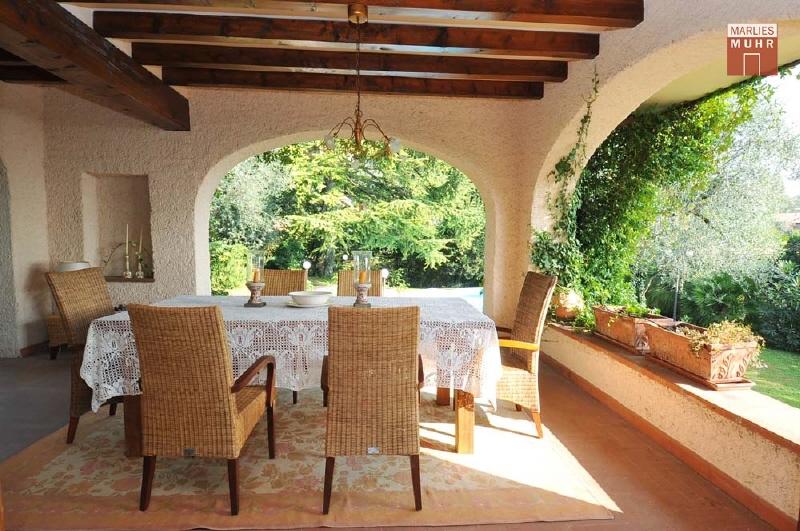 GARDONE: Mediterrane Villa in erhöhter Panoramavilla mit herrlichem Seeblick /  / 25083Gardone Riviera / Bild 5