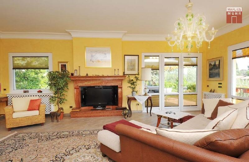 GARDONE: Mediterrane Villa in erhöhter Panoramavilla mit herrlichem Seeblick /  / 25083Gardone Riviera / Bild 6