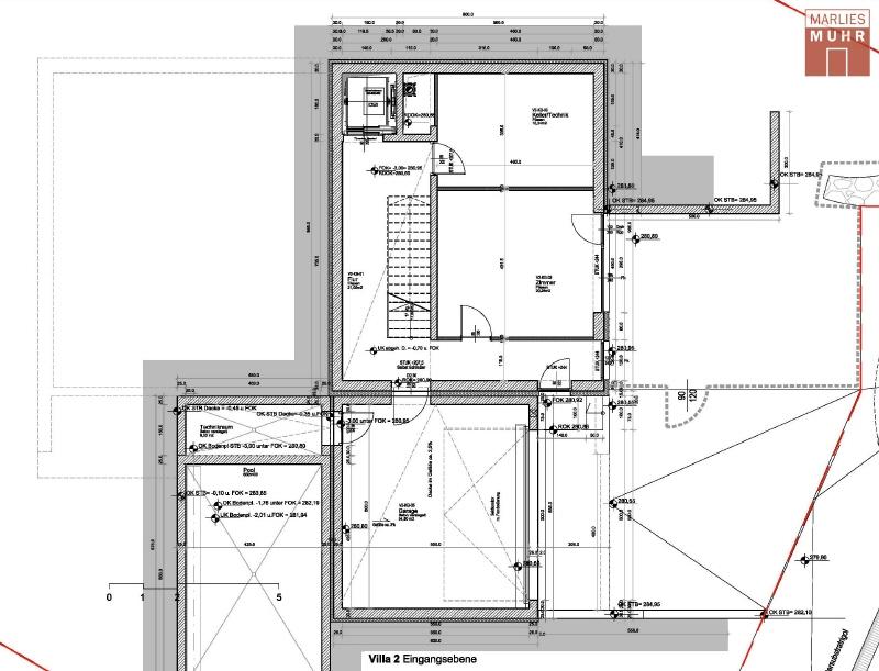 DIE NATUR ALS NACHBAR - Neubau-Villa mit Pool am Stadtrand Wiens /  / 2371Hinterbrühl / Bild 5