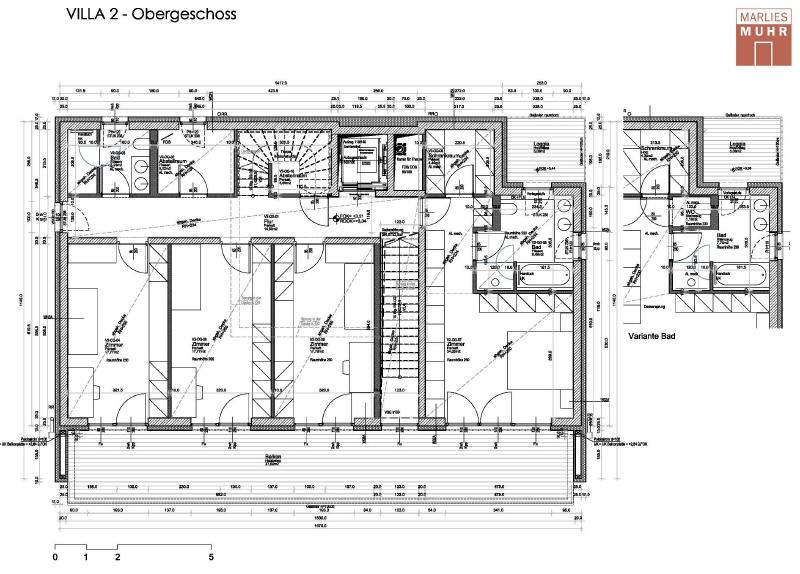 DIE NATUR ALS NACHBAR - Neubau-Villa mit Pool am Stadtrand Wiens /  / 2371Hinterbrühl / Bild 7