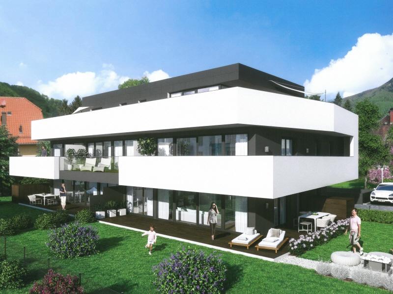 Nonntal: Exklusive 2-Zimmer Wohnung mit 36 qm Terrasse /  / 5020Salzburg / Bild 1
