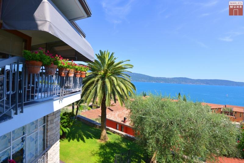 TRAUMKULISSE GARDASEE! Sensationelle Villa mit großem Garten und Lago View!