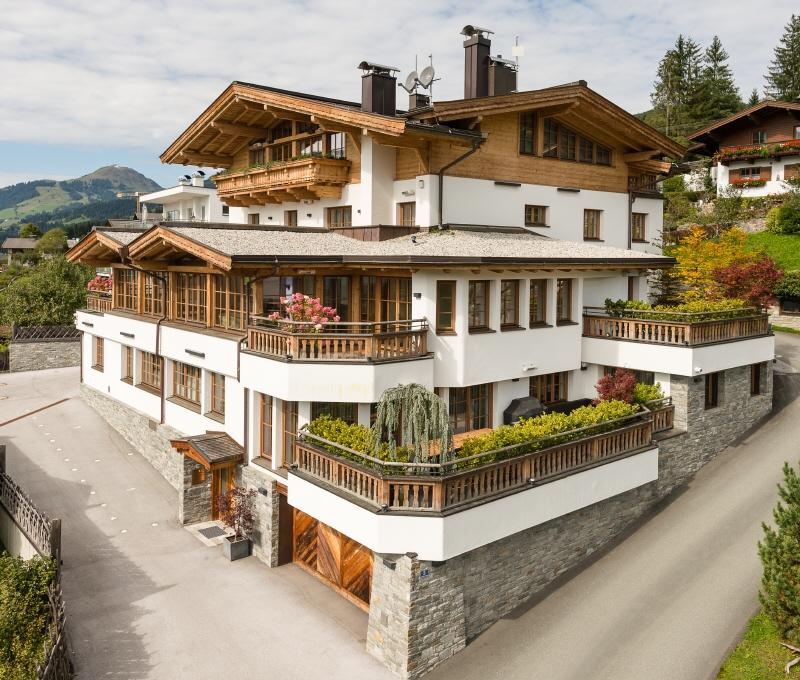 Kirchberg:  exklusiver Wohntraum in Panoramalage mit möglichem Conciergeservice
