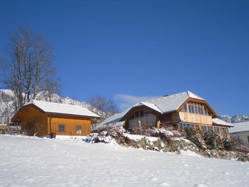 RAMSAU AM DACHSTEIN: Landschönheit mit Blick auf die Planai /  / 8972Ramsau am Dachstein / Bild 2