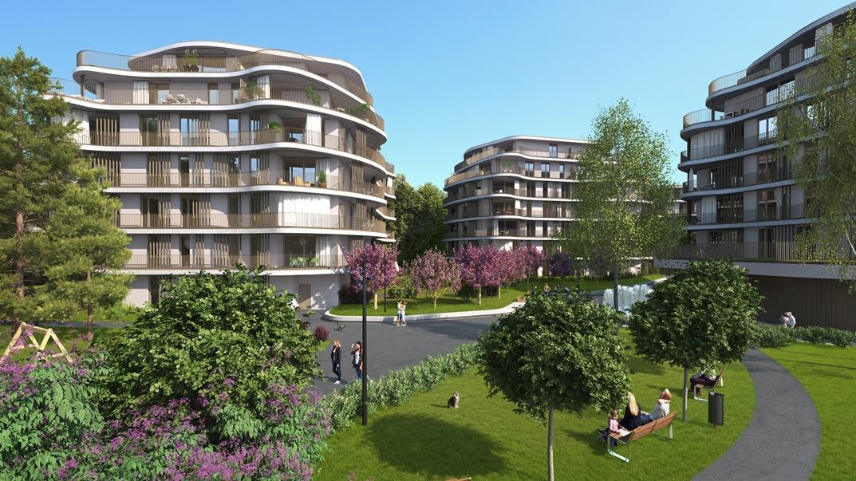 """""""Der Rosenhügel"""" Provisionsfreie 2-Zimmer-Eigentumswohnung mit ca. 110.56 m² Garten (Erstbezug!) /  / 1230Wien / Bild 4"""