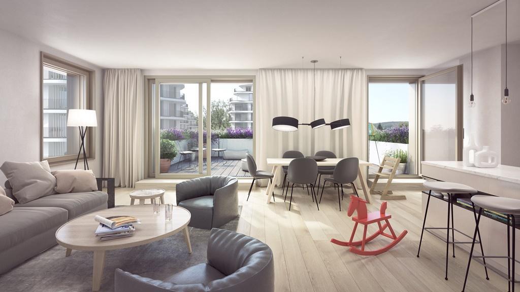 """""""Der Rosenhügel"""" - Provisionsfreie 2-Zimmer-Eigentumswohnung mit ca. 10.53 m² Freifläche (Neubau!) /  / 1230Wien / Bild 6"""