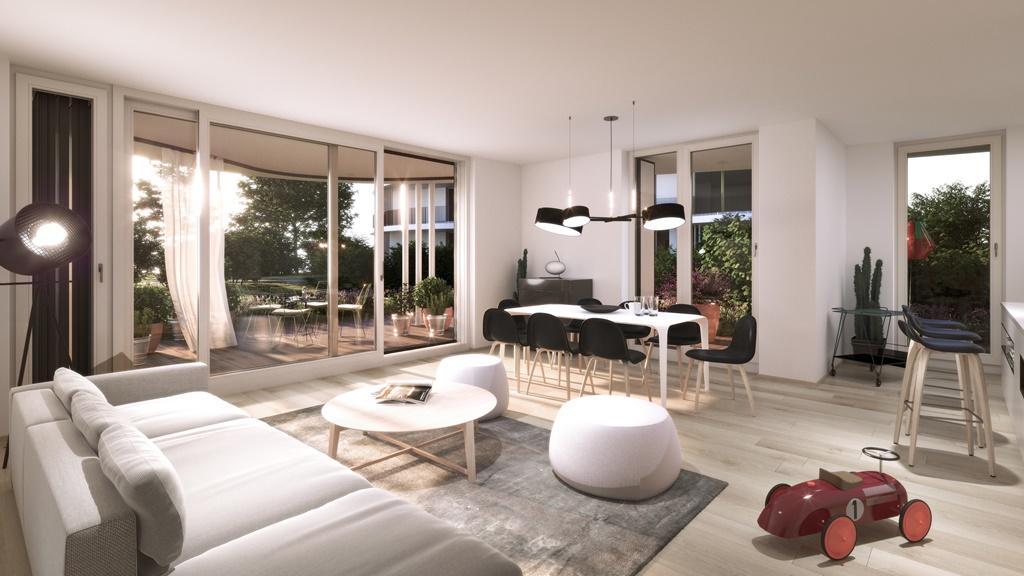 """""""Der Rosenhügel"""" Provisionsfreie 2-Zimmer-Eigentumswohnung mit ca. 110.56 m² Garten (Erstbezug!) /  / 1230Wien / Bild 9"""