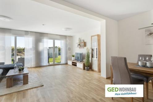 Moderne Doppelhaushälfte für Ihre Familie - provisionsfrei vom Bauträger - Top G2