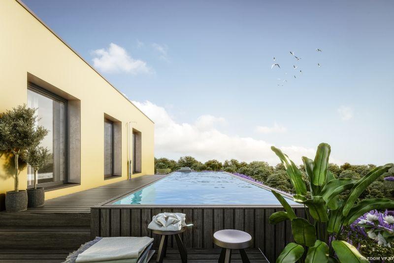 Terrassentraum im eigenen Penthouse in Korneuburg - Provisionsfrei /  / 2100Korneuburg / Bild 5