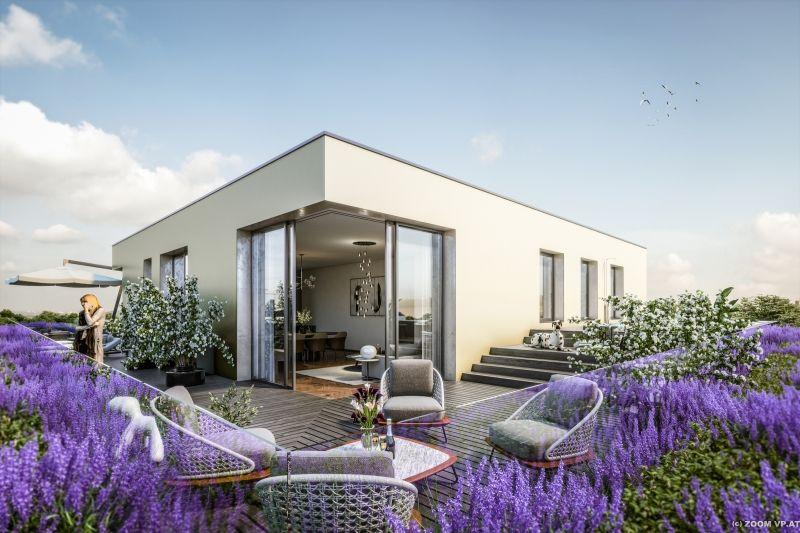 Terrassentraum im eigenen Penthouse in Korneuburg - Provisionsfrei /  / 2100Korneuburg / Bild 6