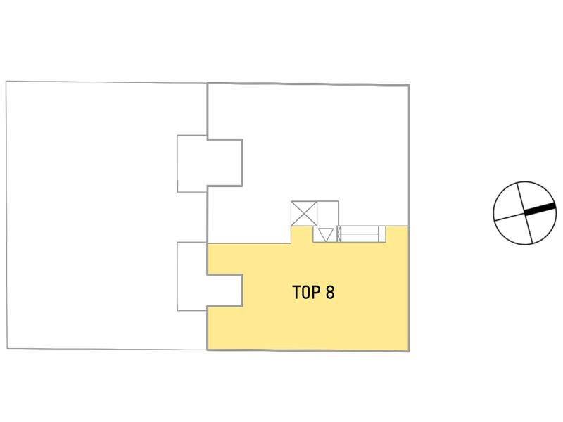1230, Anton-Baumgartner-Straße, In Inzersdorf nahe U6 und Lokalbahn, 3-Zimmer-Penthouse /  / 1230Wien / Bild 3