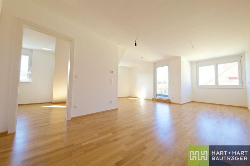 PROVISIONSFREI - Gut aufgeteilte 4 Zimmer Wohnung mit Terrasse