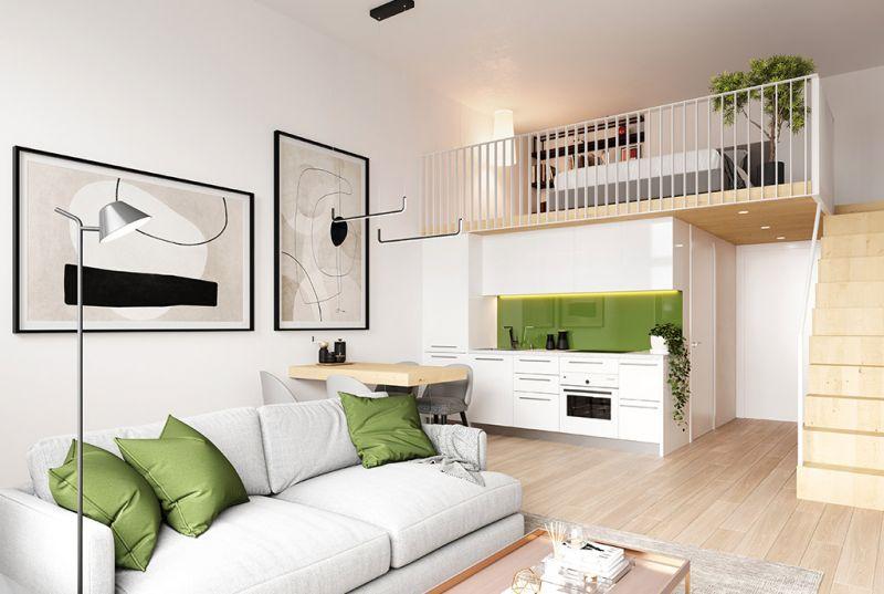 Kierlinger Straße 124-126 - Top 11 - 1,5 Zimmer /  / 3400Klosterneuburg / Bild 3