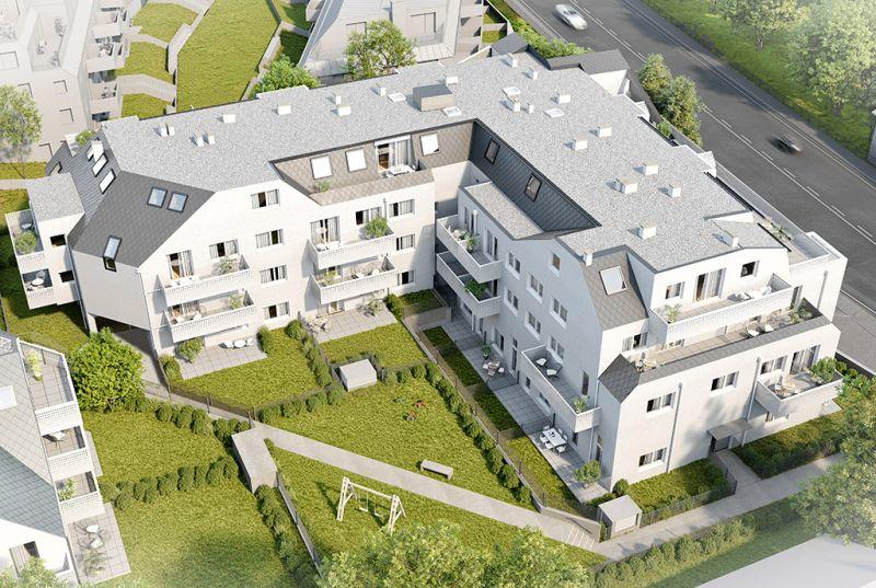 Kierlinger Straße 124-126 - Top 06 - 1,5 Zimmer /  / 3400Klosterneuburg / Bild 1