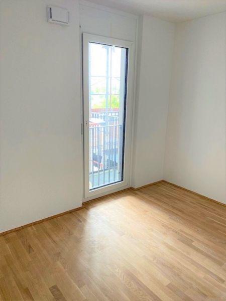 2-Zimmer-Wohnung Erstbezug inkl Komplettküche, 7,06m² Balkon und Kellerabteil - Blick auf Hirschstettner Badeteich/Z37 OG3 /  / 1220Wien / Bild 7