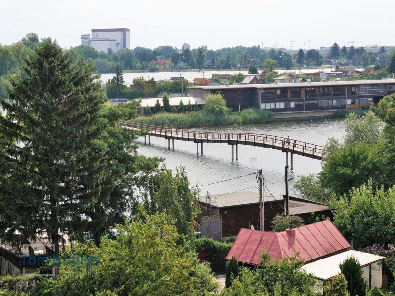 TRAUMBLICK AUF DIE ALTE DONAU - WINTERGARTEN /  / 1220Wien / Bild 0