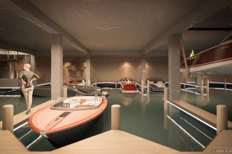Der ganz persönliche Kraftplatz am Traunsee.  Von der Bootsgarage direkt in Ihre Wohnung! /  / 4810Gmunden / Bild 3
