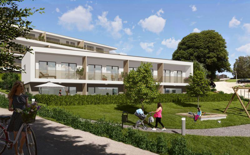 ***Neubau-Wohnprojekt*** Garten-Maisonetten /  / 4890Frankenmarkt / Bild 1