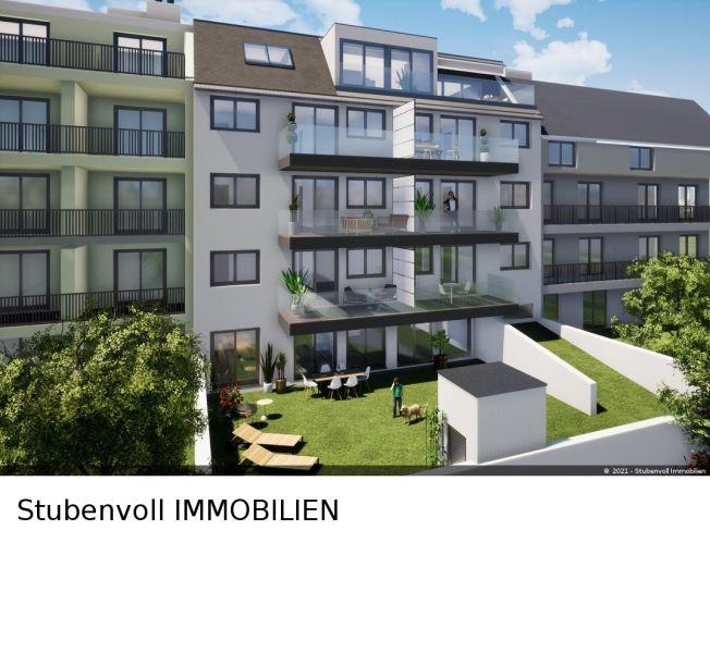 Neubau in Hietzing nähe U-Bahn Gartenwohnung - Erstbezug April 2021