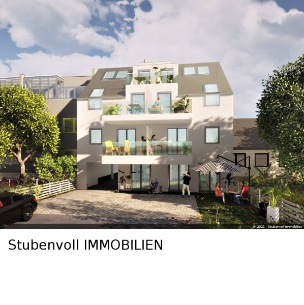 Moderner Neubau Dachgeschossterrassenwohnung Top 7 - Bezug 2021/2022