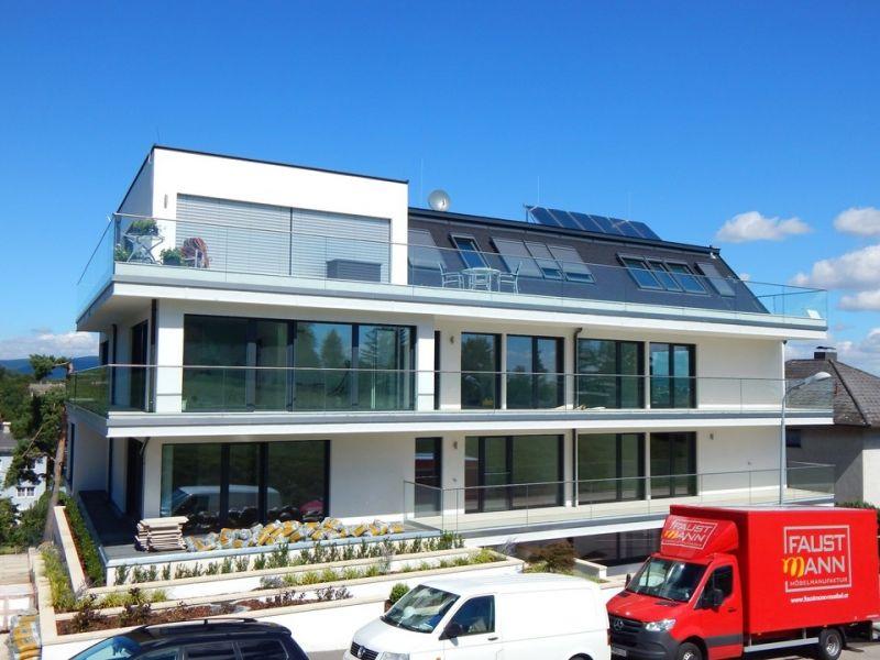 Neubau mit Garten - Grünruhelage mit Wienblick - Erstbezug  /  / 1130Wien / Bild 1