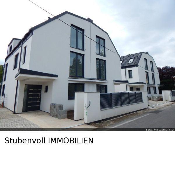 Doppelhäuser nähe Mühlwasser und Donau - Erstbezug /  / 1220Wien / Bild 0