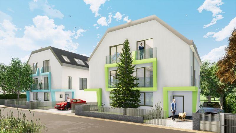 Doppelhäuser nähe Mühlwasser und Donau - Erstbezug /  / 1220Wien / Bild 4