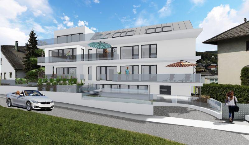 Neubau Grünruhelage mit Wienblick und großen Eigengarten Top 2 - Erstbezug  /  / 1130Wien / Bild 1