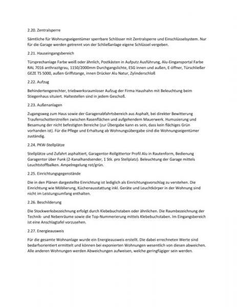 Neubau Grünruhelage mit Wienblick Top 3 - Erstbezug  /  / 1130Wien / Bild 11