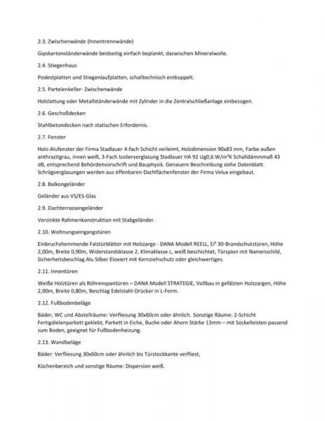 Neubau Grünruhelage mit Wienblick und großen Eigengarten Top 2 - Erstbezug  /  / 1130Wien / Bild 7